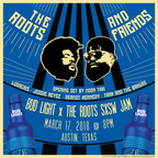 Bud Light Brings Legendary Jam Session With The Roots & Friends To SXSW For Third Consecutive Year