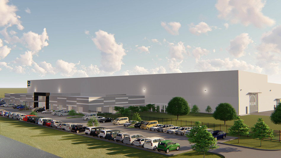 MAN Diesel & Turbo's new North American headquarters will open west of Houston in the business park at Twinwood