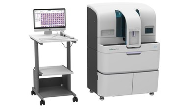 Roche's new cobas m 511 analyzer, featuring patented Bloodhound® technology, is designed to address the challenges of hematology testing by combining a cell counter, slide maker and stainer and a digital morphology analyzer into one integrated solution.