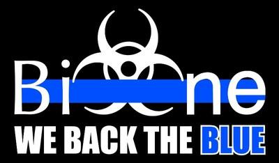 Bio-One Backs the Blue