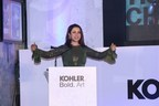 Tisca Chopra at Kohler Bold Art Night powered by pecha Kucha (PRNewsfoto/KOHLER Co.)