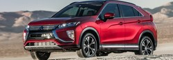 Shoppers can find the new 2018 Mitsubishi Eclipse Cross at Continental Mitsubishi in Countryside, Illinois.