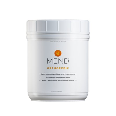 MEND Orthopedic for Tissue & Wound Repair Support