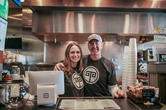 In 1998, Keith Richards found his passion for Taziki's Mediterranean Café and its Greek food inspired menu after taking a trip to Greece with his wife, Amy. The couple celebrated the restaurant's 20th anniversary and continued success on Wednesday, March 7. Taziki's now has 82 locations in 16 states with plans to open several more locations this spring in Ohio, Oklahoma, Indiana, Mississippi, North Carolina and Florida.
