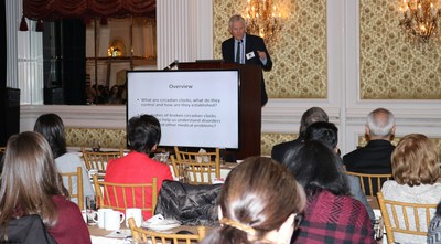 Nobel Laureate Dr. Michael W. Young Speaks at NYU Winthrop Neonatology Jubilee Conference