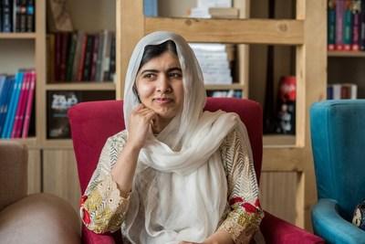 Malala Yousafzai (Groupe CNW/Islamic Relief Canada)