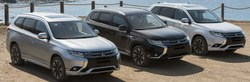 The 2018 models of the Mitsubishi Outlander Limited Edition and Outlander PHEV are now for sale in the Spitzer Mitsubishi showroom. Customers can schedule a test drive with either vehicle today.