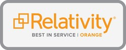 D4 is an Orange Level Relativity Best in Service Partner and RelativityOne Certified Partner