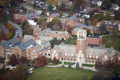 John Carroll University is located in suburban Cleveland, near world-renowned  healthcare centers and cultural institutions.
