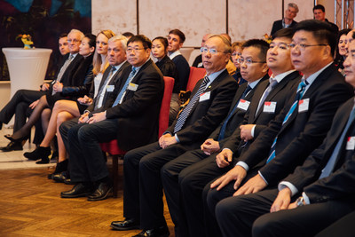 Sanya Tourism Development Commission's promotional conference in Berlin