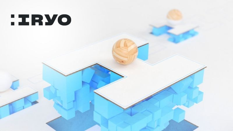 Iryo is the first participatory, blockchain driven healthcare network built on decentralising access to medical data. (PRNewsfoto/Iryo)