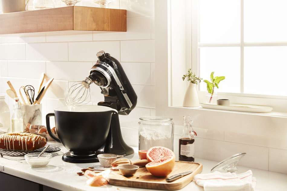 Kitchenaid Brings Innovation And Creativity To Its Iconic
