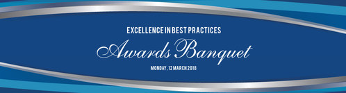 Excellence in Best Practices Awards Banquet