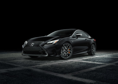 Lexus RC F Sport Black Line Set for NY