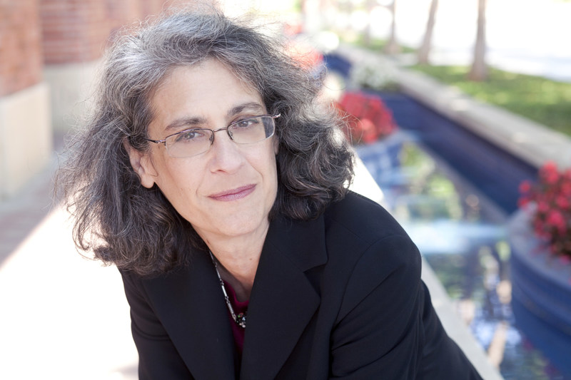 """Elyn Saks, USC law professor and MacArthur """"Genius Award"""" recipient, has battled schizophrenia for decades. She directs The Saks Institute for Mental Health Law, Policy and Ethics at USC Gould School of Law in Los Angeles. (PRNewsfoto/USC Gould School of Law)"""