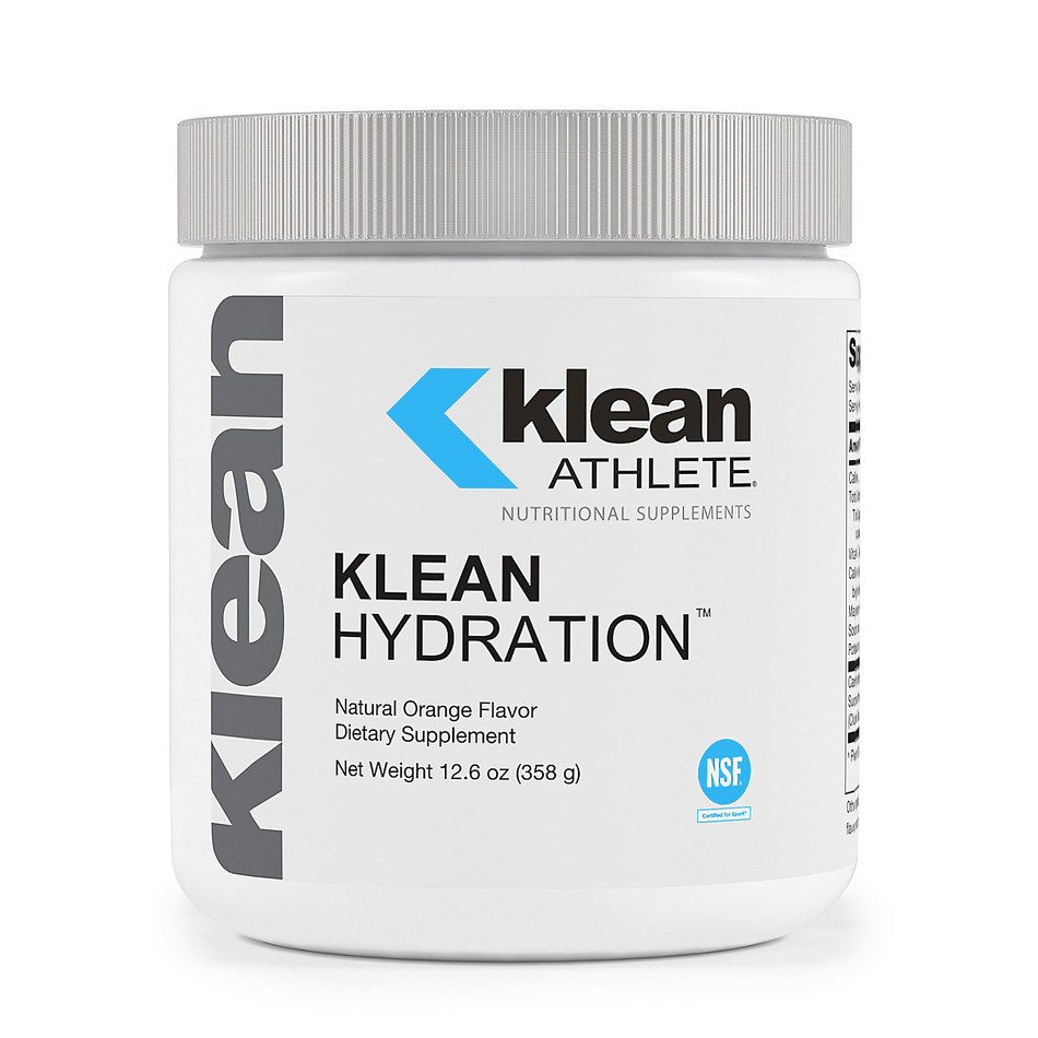 Klean Athlete's newest product offering: Klean Hydration.