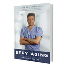 New Book by Anti-Aging Pioneer and Vitamere™ Developer Helps Defy Aging