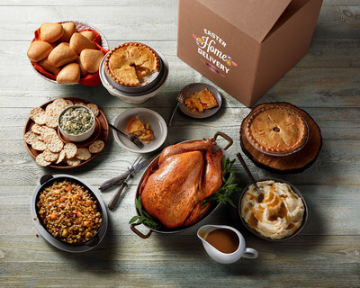 Anyone in the continental United States can now order a chilled complete Boston Market Easter meal and have it shipped directly to their door through the Boston Market Home Delivery program. Consumers can choose from six pre-cooked Easter feast options at BostonMarket.com and place an order online before March 27.