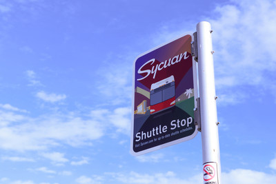 Sycuan Shuttle Stop