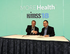 MORE Health, Inc., and Melax Technologies, Inc., Announce Collaboration