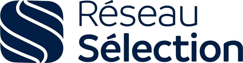 Logo: Leader canadien des entreprises privées du secteur des complexes pour retraités (Groupe CNW/Réseau Sélection)