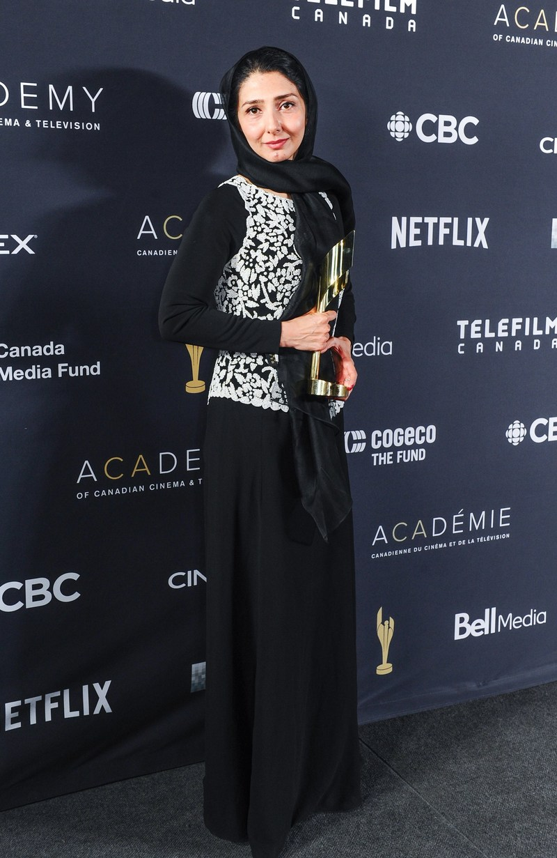 Tonight, the Academy of Canadian Cinema & Television honoured the best in Canadian film and television at the 2018 Canadian Screen Awards live from Toronto's Sony Centre for the Performing Arts. The awards gala was broadcast live on CBC, with actor-comedians (and proud Canadians) Jonny Harris and Emma Hunter keeping the crowd and Canadians across the country entertained as forty-three (43) awards were presented to Canada's best screen talent. Photo credit: George Pimentel - WIREIMAGE/Getty (CNW Group/Academy of Canadian Cinema & Television)