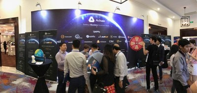 Achain Presents its Ecosystem in Vietnam Blockchain Week