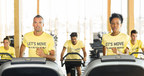 Technogym Launches 'Let's Move for a Better World' Social Campaign