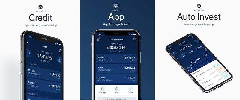 Monaco Begins Closed Beta Testing for Wallet App, Reveals Details of Investment and Credit Products (PRNewsfoto/Monaco)