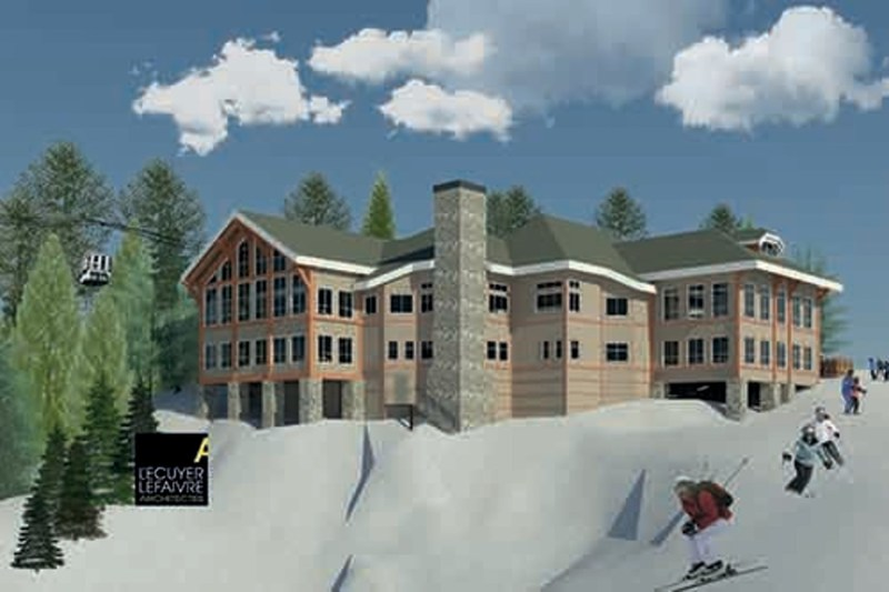 Tremblant Grand Manitou - Expansion (CNW Group/Tremblant Resort Association)