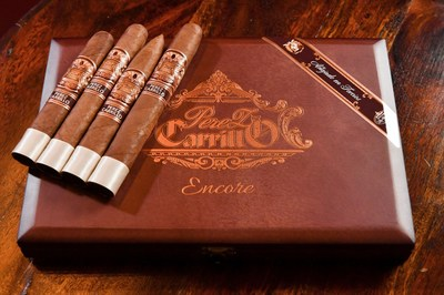 From the same legendary brand that brought you La Historia, E.P. Carrillo now proudly presents Encore – a masterful blend of 100% Nicaraguan tobacco and a wrapper perfected in tercios with two full years of aging for exceptional balance, smoothness, and complexity.
