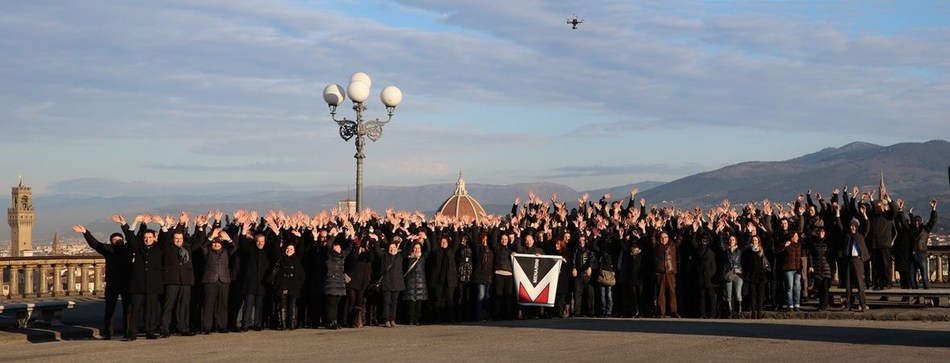 Menarini Hires Their 17,000th Employee (PRNewsfoto/Menarini Group)