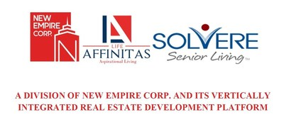 New Empire Corp; Affinitas Life; Solvere Senior Living