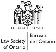 The Law Society of Ontario (CNW Group/The Law Society of Ontario)
