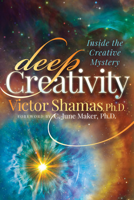 New Creativity Book, 'Deep Creativity' Author Dr. Victor Shamas Shares Five Ways to S Photo