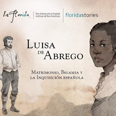 A photo preview of one of the many short videos found in La Florida: The Interactive Digital Archive of the Americas that highlight numerous lives, key events and gripping stories from early Spanish Florida.