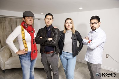 EMPRENDEDORES explores family, heritage and hard work of a group of Hispanic entrepreneurs as they fight against the odds to achieve success in their businesses.