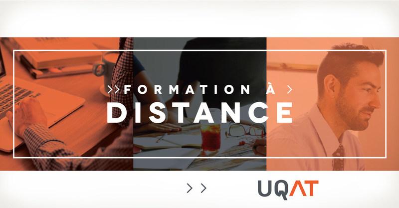 L'UQAT offre des programmes à distance dans les domaines de la gestion, de la santé, de l'éducation, de l'environnement minier, de la foresterie et de l'agriculture. (Groupe CNW/Université du Québec en Abitibi-Témiscamingue (UQAT))