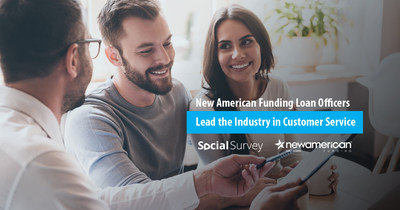 New American Funding Loan Officers Lead the Industry in Customer Service