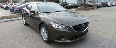 2017 Mazda6 Sport at Vic Bailey Mazda available with Manager's Special