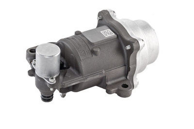 BorgWarner's Eco-Launch™ stop/start solenoid valve and hydraulic accumulator delivers smoother launches during restarts and enables automakers to easily integrate stop/start functionality across multiple platforms.