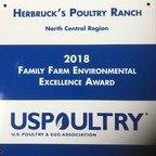 Herbruck's Poultry Ranch Wins Family Farm Environmental Excellence Award
