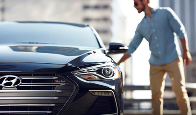 Visit Apple Valley Hyundai today to test drive the new 2018 Hyundai Elantra.