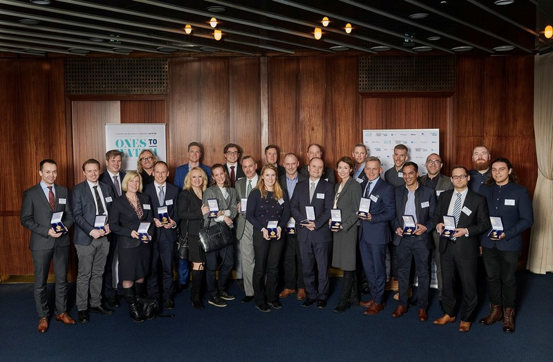 National Winners in the Nordics awarded by the European Business Awards sponsored by RSM, Stockholm (PRNewsfoto/European Business Awards)