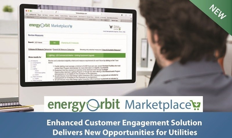 energyOrbit cloud platform to scale management of energy efficiency operational management and expand customer engagement for client organizations