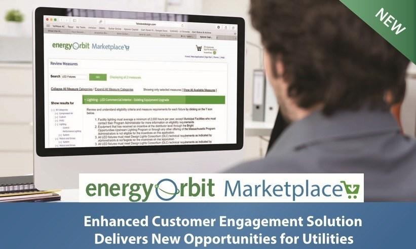 energyOrbit cloud platform to scale management of energy efficiency operational management and expand customer engagement for client organizations (PRNewsfoto/energyOrbit)