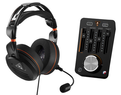Turtle Beach Elite Pro and Tactical Audio Controller