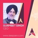Gurmeet Singh, CEO, Deep Aero. (PRNewsfoto/DEEP AERO)