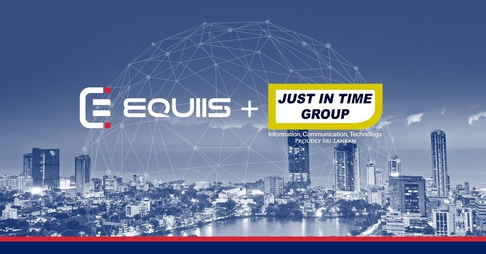 EQUIIS announce new partnership with Just In Time Group (PRNewsfoto/EQUIIS)