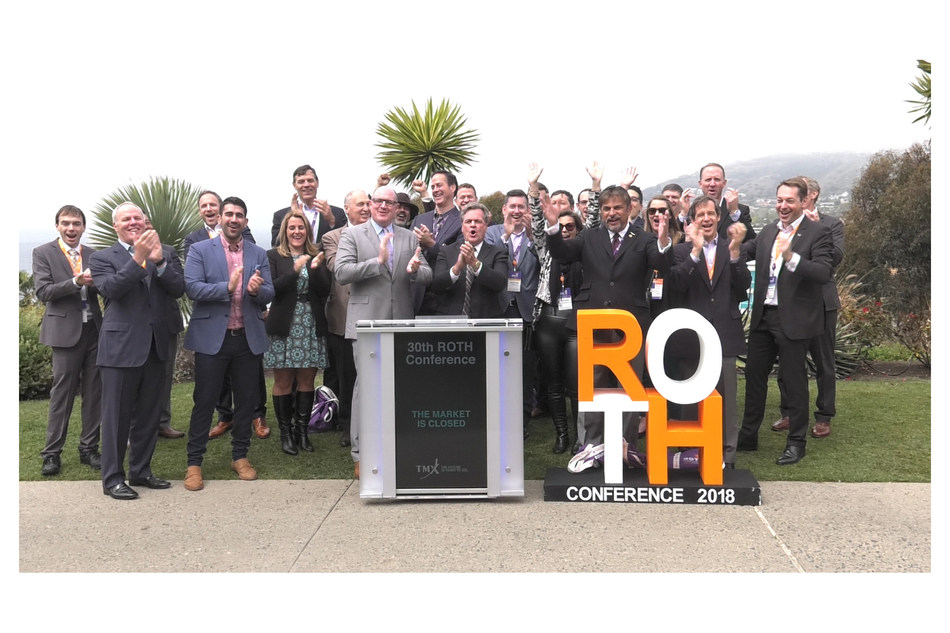 ROTH Conference Closes the Market (CNW Group/TMX Group Limited)